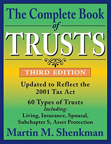 9780471214588: The Complete Book of Trusts, 3rd Edition