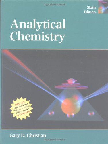 9780471214724: Analytical Chemistry
