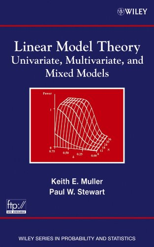 9780471214885: Linear Model Theory: Univariate, Multivariate, and Mixed Models (Wiley Series in Probability and Statistics)