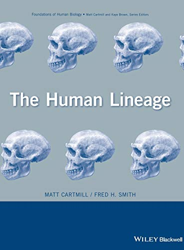 9780471214915: The Human Lineage