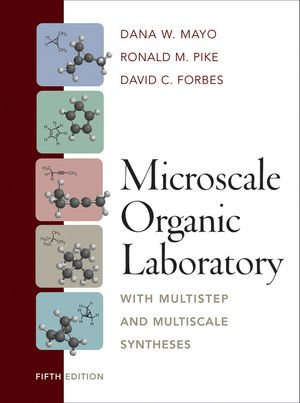 9780471215028: Microscale Organic Laboratory: With Multistep and Multiscale Syntheses