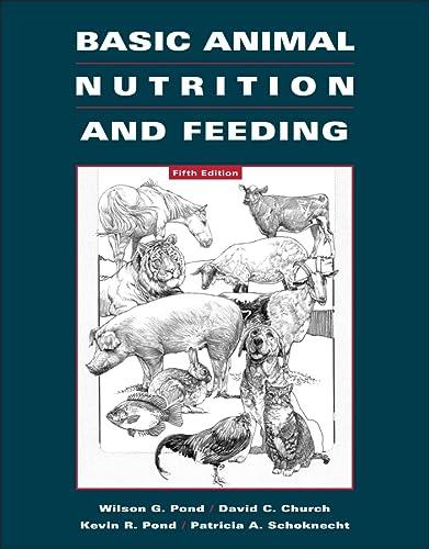 9780471215394: Basic Animal Nutrition and Feeding