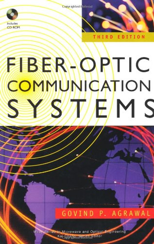 Fiber-optic Communication Systems: Agrawal, G. P.;Agrawal,