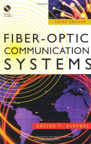 9780471215714: Fiber-Optic Communication Systems