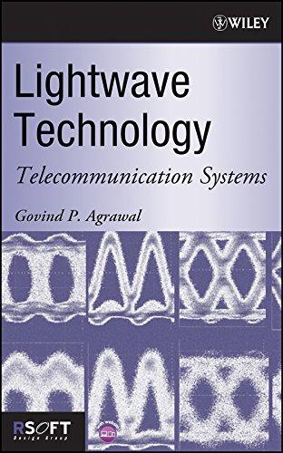 9780471215721: Lightwave Technology: Telecommunication Systems