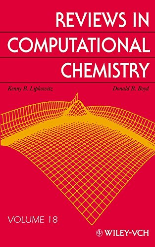 9780471215769: Reviews in Computational Chemistry, Volume 18
