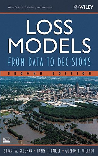 9780471215776: Loss Models: From Data To Decisions