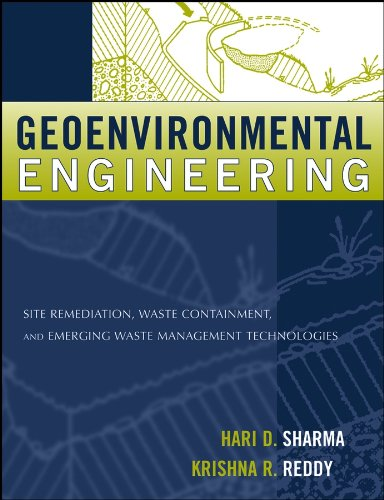 9780471215998: Geoenvironmental Engineering: Site Remediation, Waste Containment, and Emerging Waste Management Techonolgies