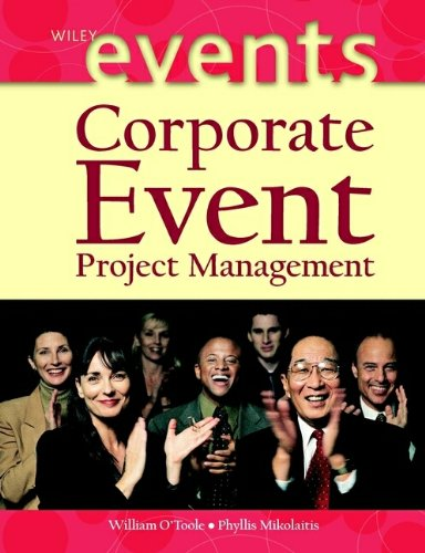 9780471216124: Corporate Event Project Management