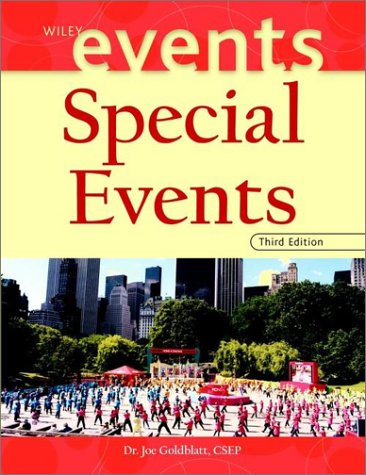 9780471216162: Special Events: Twenty-First Century Global Event Management