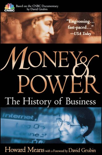 9780471216520: Money and Power: The History of Business