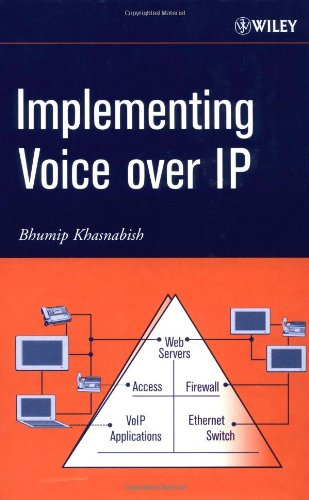 9780471216667: Implementing Voice over IP