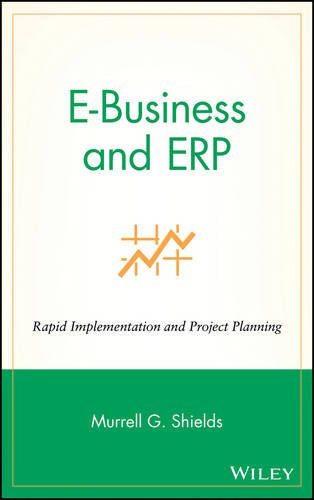 9780471216742: E-Business and Erp: Rapid Implementation and Project Planning