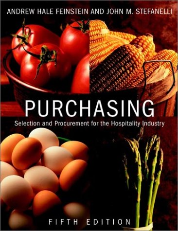 9780471216834: Purchasing, Fifth Edition Package (includes Text and NRAEF Workbook)