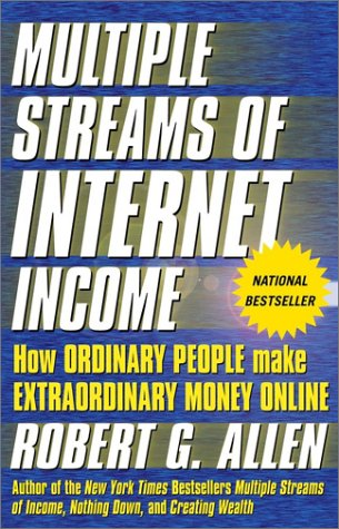 9780471218883: Multiple Streams of Internet Income
