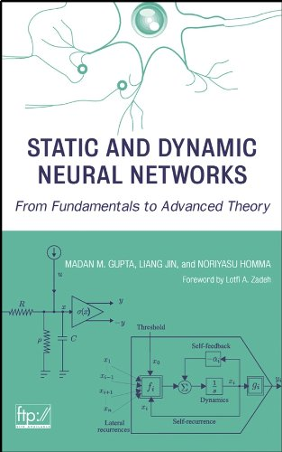 9780471219484: Static and Dynamic Neural Networks: From Fundamentals to Advanced Theory