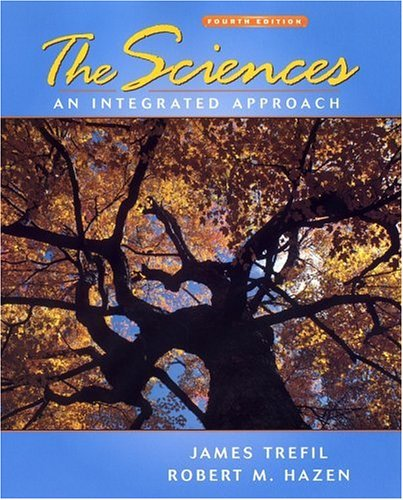 9780471219637: The Sciences: An Integrated Approach