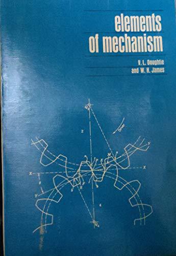 9780471219859: Elements of Mechanism