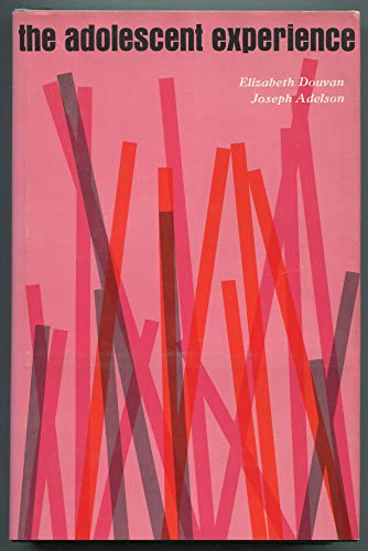 Adolescent Experience: Douvan, E.; Adelson, J.
