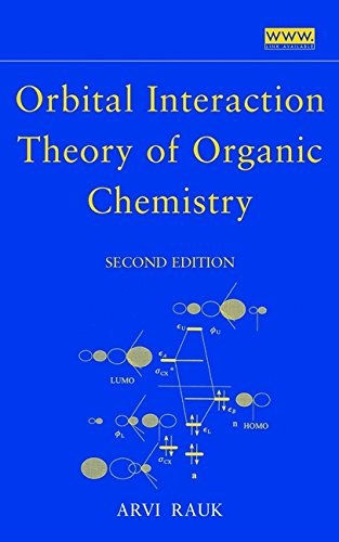 9780471220411: Orbital Interaction Theory of Organic Chemistry