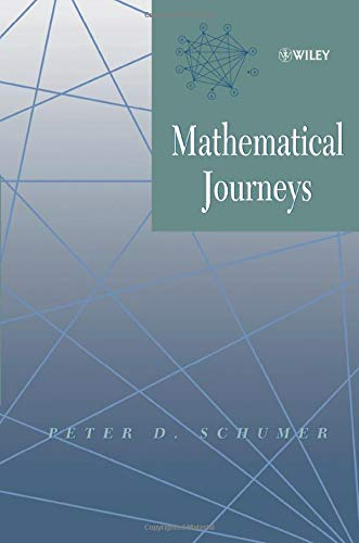 9780471220664: Mathematical Journeys (Wiley-Interscience Publication)