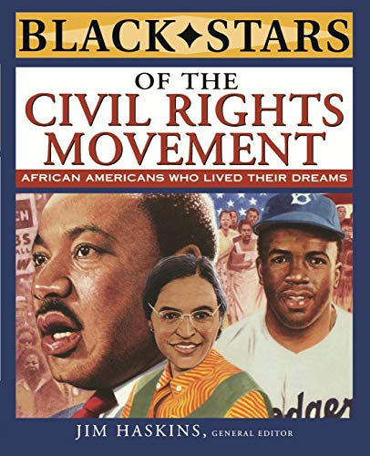 9780471220688: Black Stars of the Civil Rights Movement