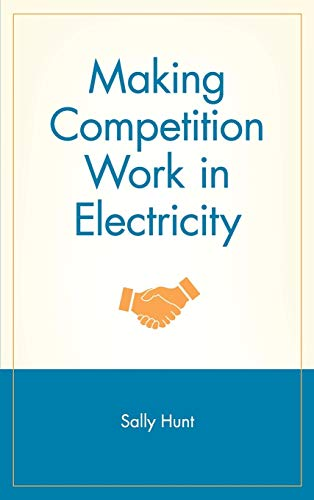 Making Competition Work in Electricity (Hardback): Sally Hunt