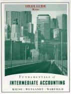 9780471222323: Fundamentals of Intermediate Accounting, Instructor's Manual