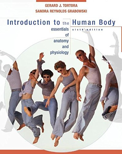 9780471222798: Introduction to the Human Body: The Essentials of Anatomy and Physiology