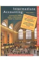 9780471222804: Volume 1 of Intermediate Accounting, 10th Edition Update Edition