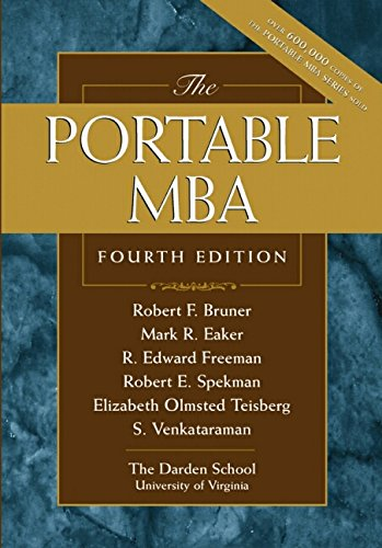 The Portable MBA, 4th Edition: Bruner, Robert F.;