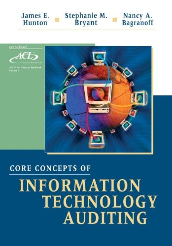 9780471222934: Core Concepts of Information Technology Auditing