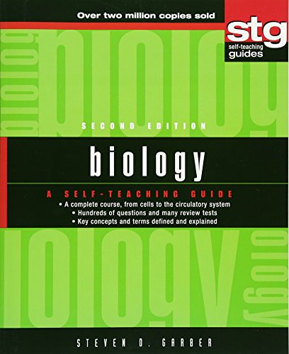 9780471223306: Biology: A Self-Teaching Guide, 2nd edition