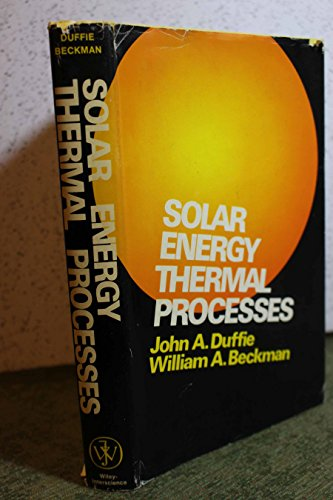 9780471223719: Solar Energy Thermal Processes