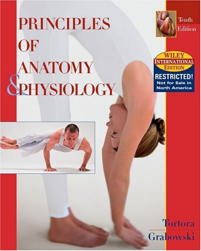 9780471224723: Principles of Anatomy and Physiology 10th ed