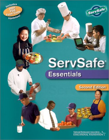 9780471225164: ServSafe Essentials, Second Edition (with the Scantron Certification Exam Form)