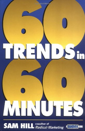 9780471225805: Sixty Trends In Sixty Minutes