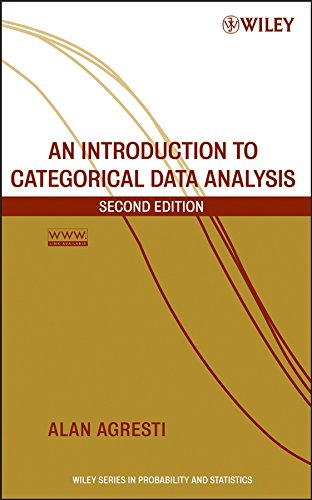 9780471226185: An Introduction to Categorical Data Analysis