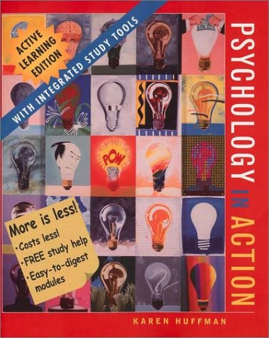 9780471227328: Psychology in Action