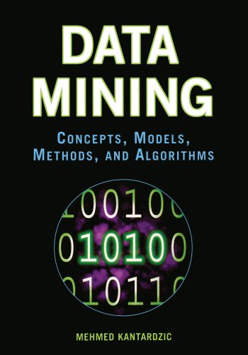 9780471228523: Data Mining: Concepts, Models, Methods, and Algorithms
