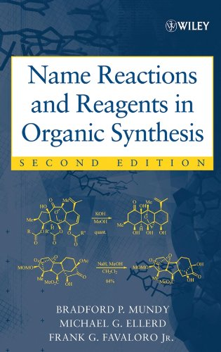9780471228547: Name Reactions and Reagents in Organic Synthesis