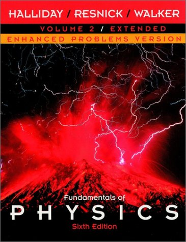 9780471228585: Fundamentals of Physics, Chapters 22 - 45, Enhanced Problems Version (Volume 2)