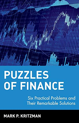 9780471228844: Puzzles of Finance: Six Practical Problems and Their Remarkable Solutions