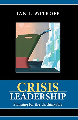 9780471229186: Crisis Leadership: Planning for the Unthinkable