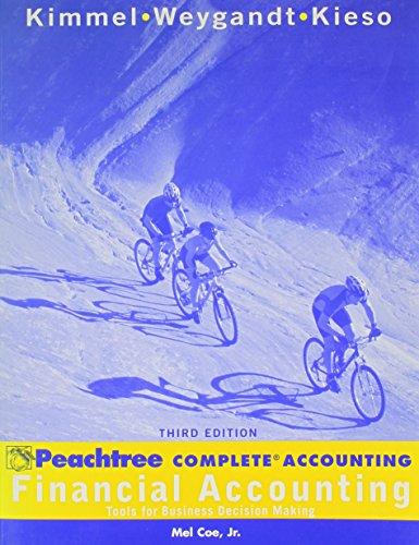 Beacon Lumber Practice Set, Peachtree: An Active: Paul D. Kimmel;