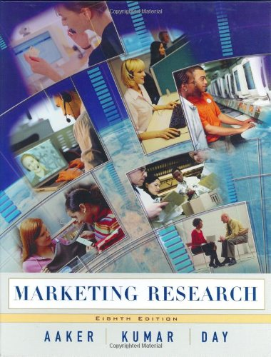 9780471230571: Marketing Research