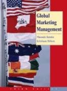 9780471230625: Global Marketing Management