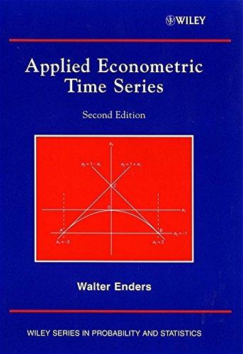 9780471230656: Applied Econometric Time Series