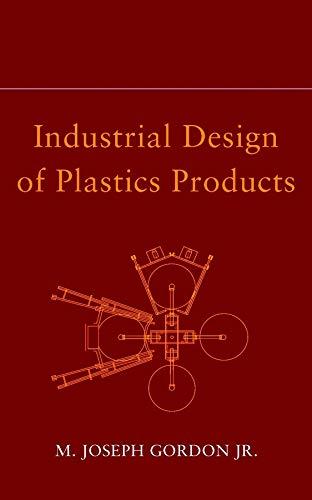 9780471231516: Industrial Design of Plastics Products