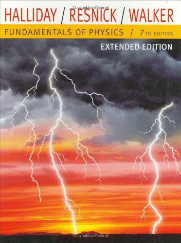 9780471232315: Fundamentals of Physics: Extended